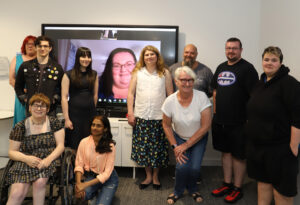LGBTIQ+ Community Advisory Group